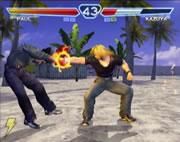 Tekken 4 cheat